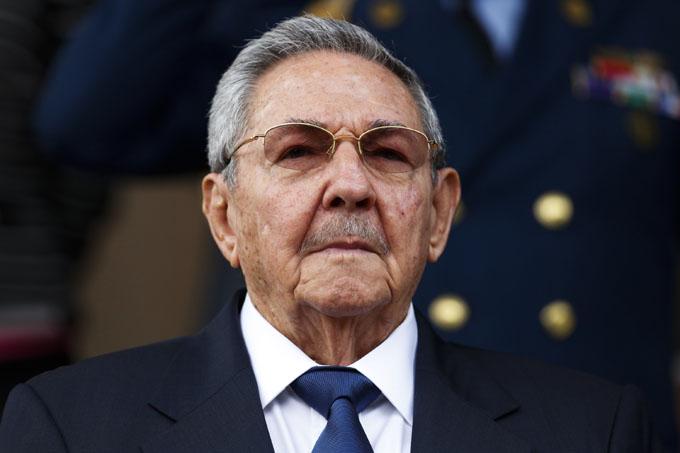 Arribó Raúl a la Patria
