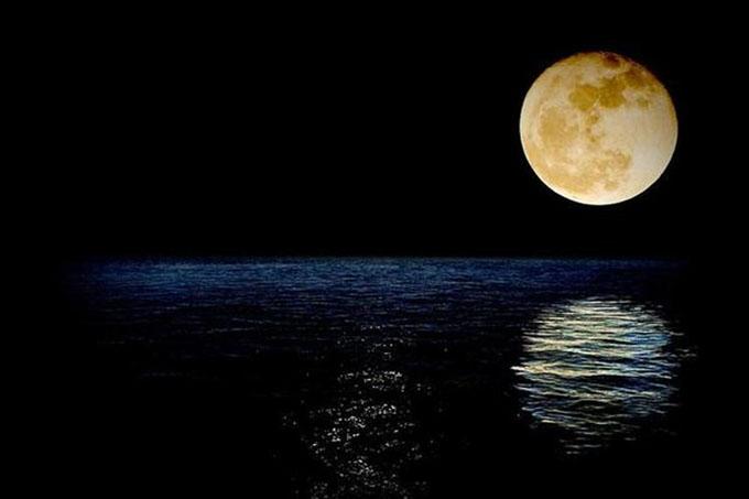 Llega hoy una superluna, la única del 2017