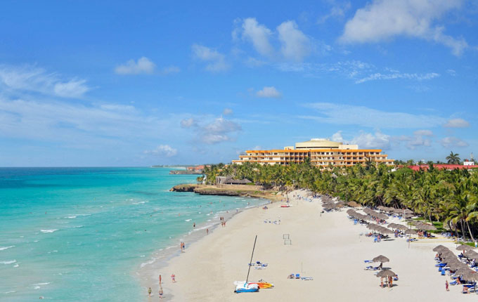 Balneario cubano Varadero cierra 2017 con récord de turistas