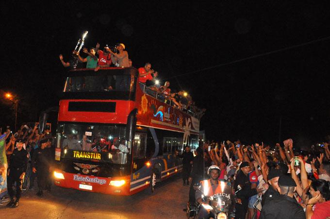 Continúan celebraciones en Granma por triunfo de los Alazanes (+ fotos y videos)