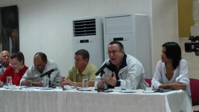 Debaten gestión del sector de la cultura en Granma durante 2017