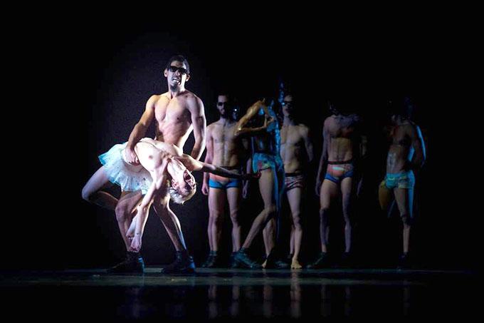 Danza Contemporánea de Cuba presenta su primer estreno en 2018 (+ videos)