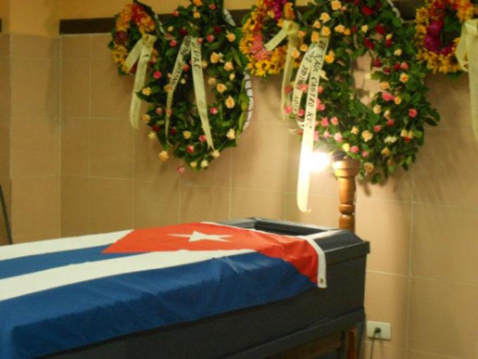 Falleció en Bayamo el combatiente Eloy Paneque