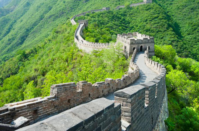 Beijing destinará 24 millones de dólares a reparación de Gran Muralla