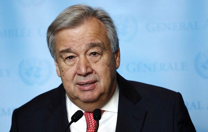 Naciones Unidas refuerza compromiso con la paz en Colombia