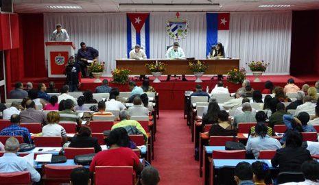 Sesionará este sábado Asamblea del Poder Popular