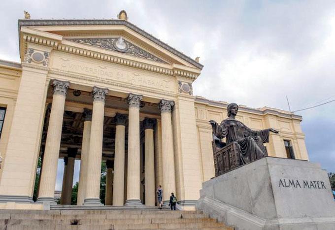 La Universidad de La Habana celebra su aniversario 290