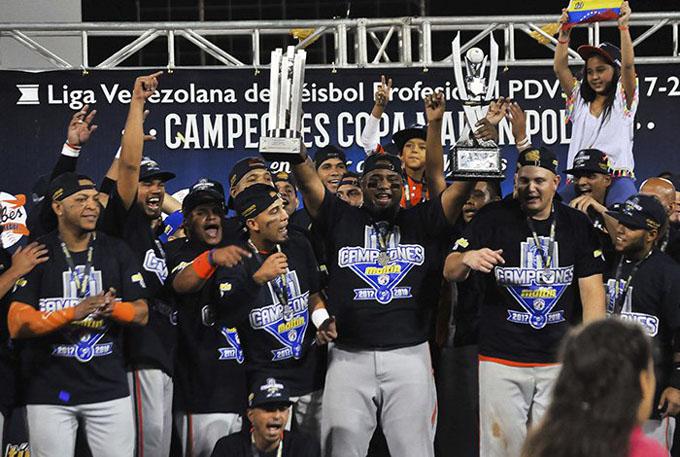 Campeón venezolano incorpora lanzadores rumbo a Serie del Caribe