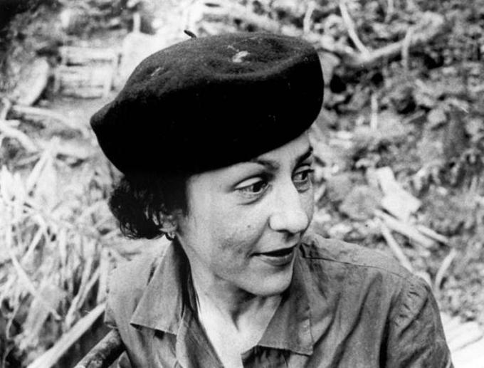 Recordarán los manzanilleros a  Heroína de la Revolución