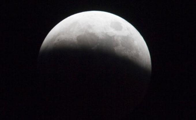 Visible eclipse de Luna este miércoles en el occidente cubano