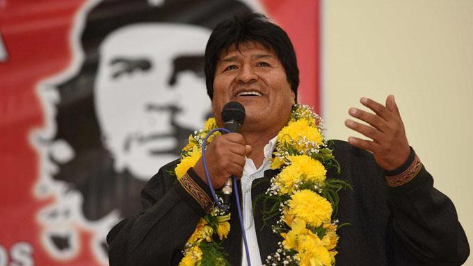 Resalta Evo Morales unidad lograda en Bolivia en últimos 12 años