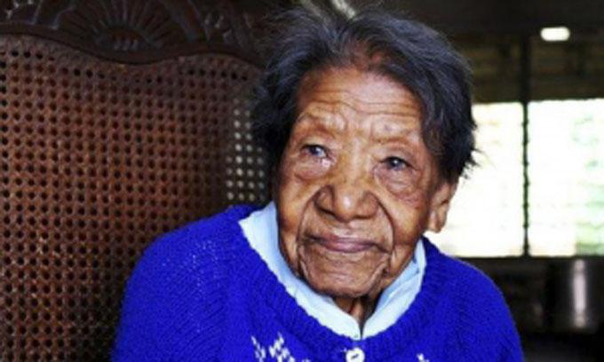 La segunda mujer más longeva del mundo vive en Cuba