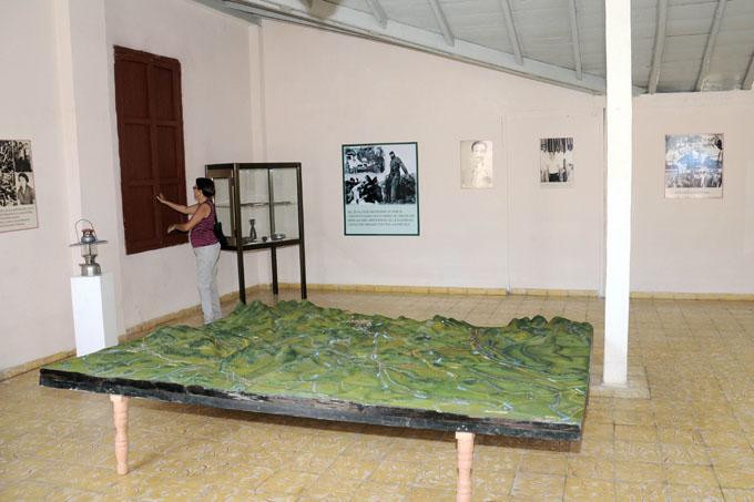 Celebra Museo Municipal Guisa aniversario 35 de su fundación