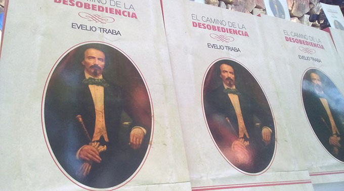 Novela sobre Céspedes será presentada en Feria del Libro de La Habana