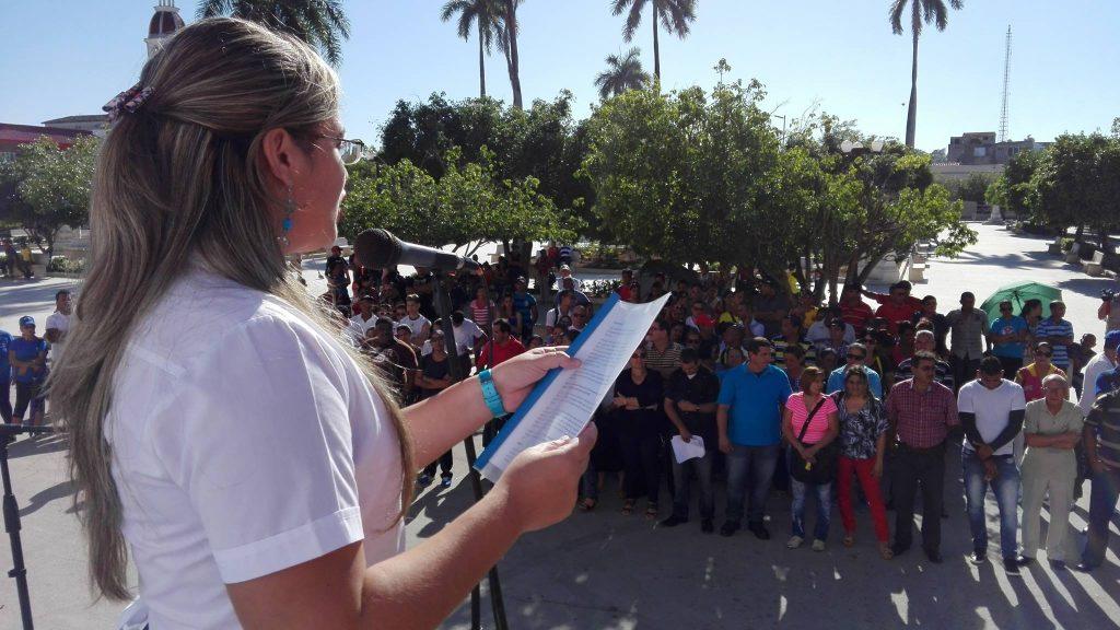 Recuerdan discurso de Fidel en Manzanillo