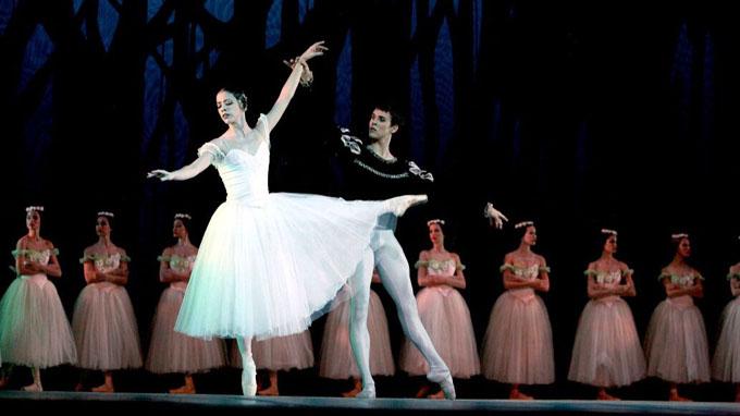 Ballet de Cuba vuelve a Giselle para preparar gira por EE.UU.