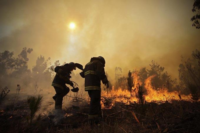 Chile bajo amenaza de otra ola de incendios