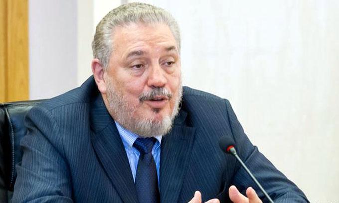 Falleció el compañero Fidel Castro Díaz – Balart