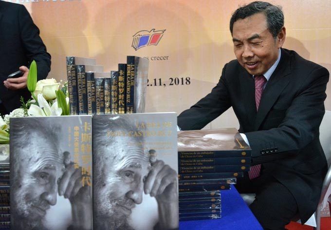 Dos amigos chinos escriben de Fidel