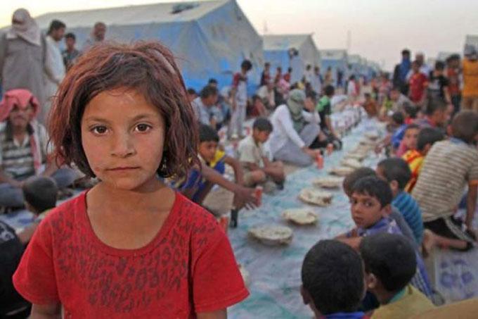 Alarmante situación de salud afecta a niños en Iraq, reporta Unicef
