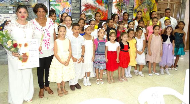 Coro Ismaelillo orgullo de los bayameses