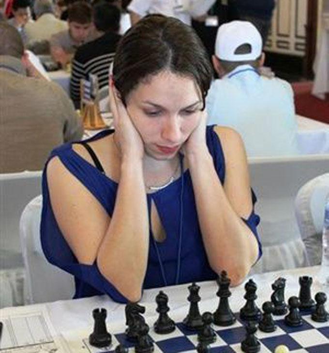 Lisandra Llaudy se corona en el campeonato nacional de ajedrez