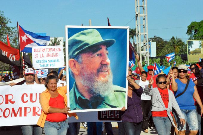 Materializa proyectos y metas Central de Trabajadores de Cuba en Granma (+ audio)