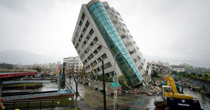 Contabilizan 10 fallecidos por fuerte terremoto en Taiwán (+ video)