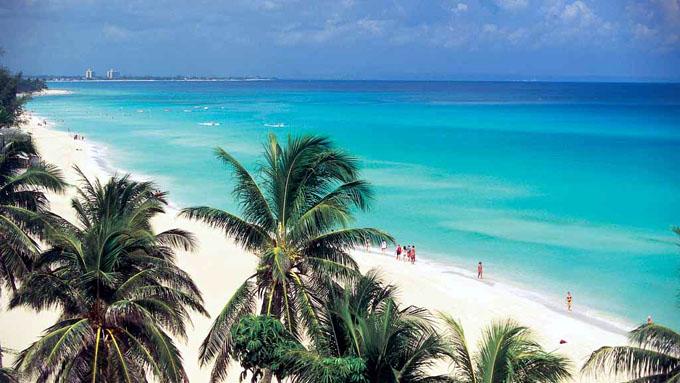 Clasifica playa cubana entre las mejores del mundo