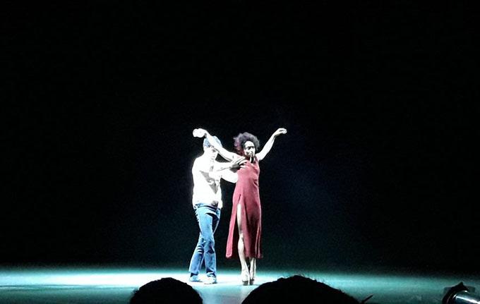 Acosta Danza brilló en Bayamo