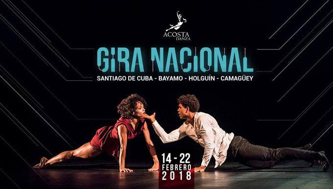 Acosta Danza se presenta por vez primera en Granma (+ fotos)