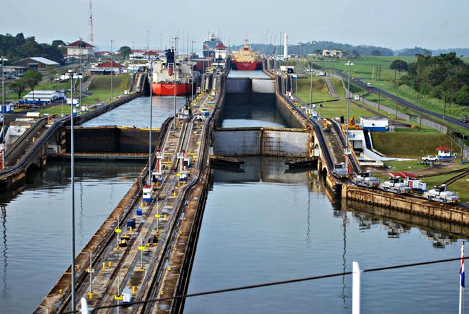 Canal de Panamá: el puente que sana heridas