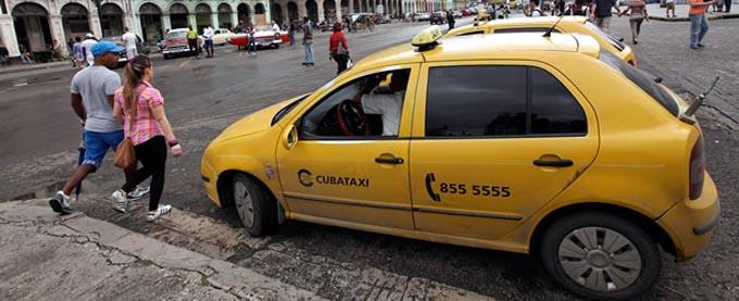 «Reglas del juego» para entidades y trabajadores por cuenta propia que operan taxis en CUC