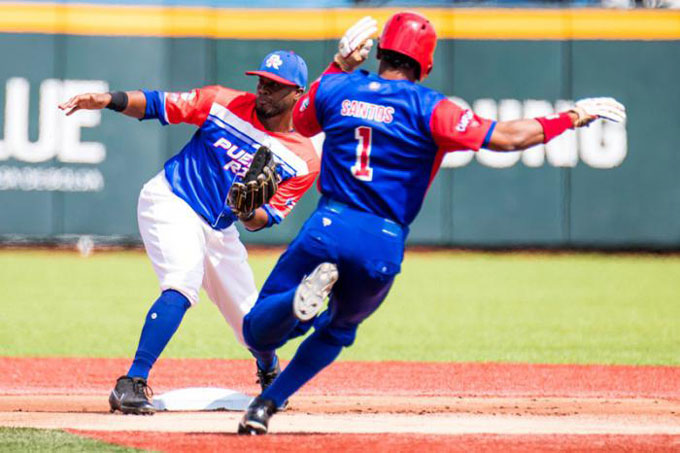 Derrota Cuba a Puerto Rico en Serie del Caribe de Béisbol
