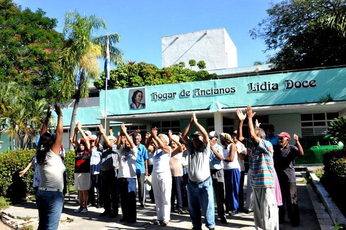 Palpables y visibles las conquistas de la Revolución cubana