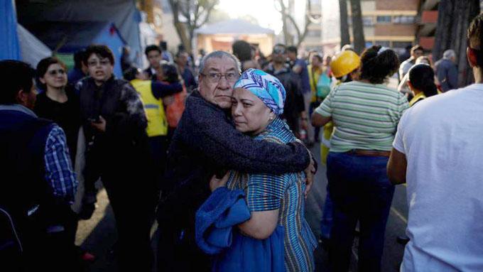 Sismo en México se sintió en 12 estados