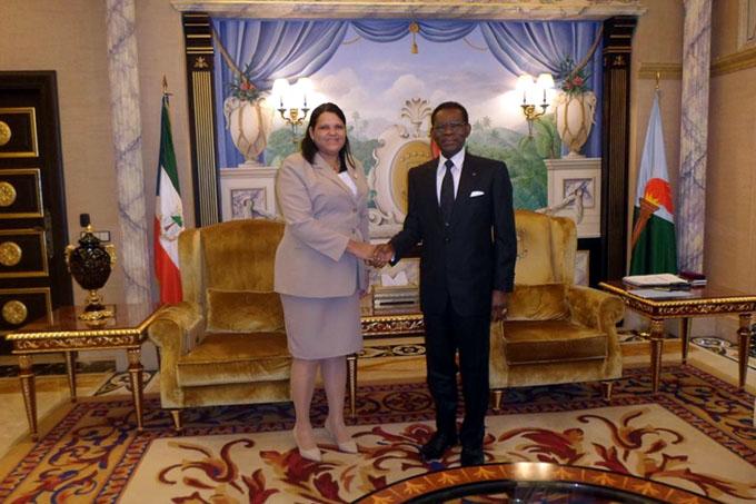 Cuba y Guinea Ecuatorial ratifican históricos nexos bilaterales