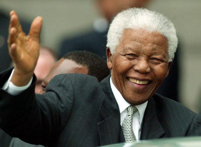 Homenajes a centenario de Nelson Mandela en Sudáfrica