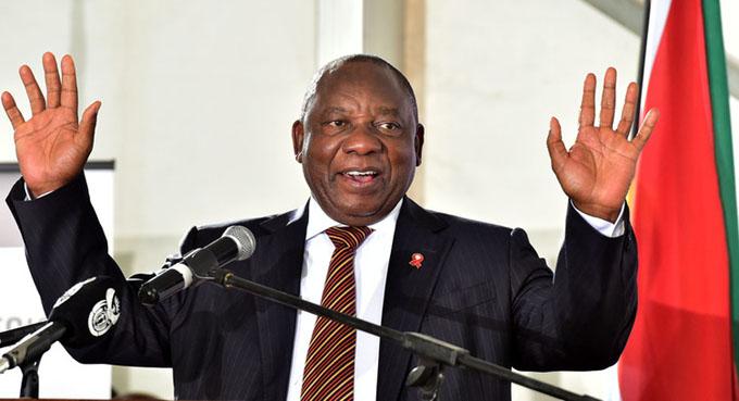 Confirmado Cyril Ramaphosa como nuevo presidente de Sudáfrica
