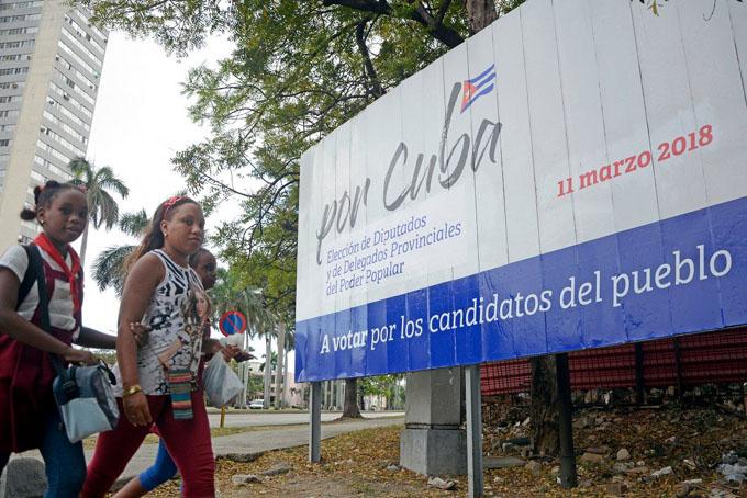 A las urnas hoy #PorCuba (+ videos y fotos)