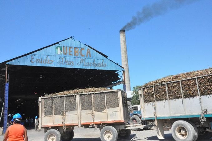 Destaca el Enidio Díaz Machado en la zafra azucarera