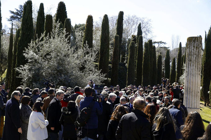 Europa rinde homenaje a víctimas de terrorismo