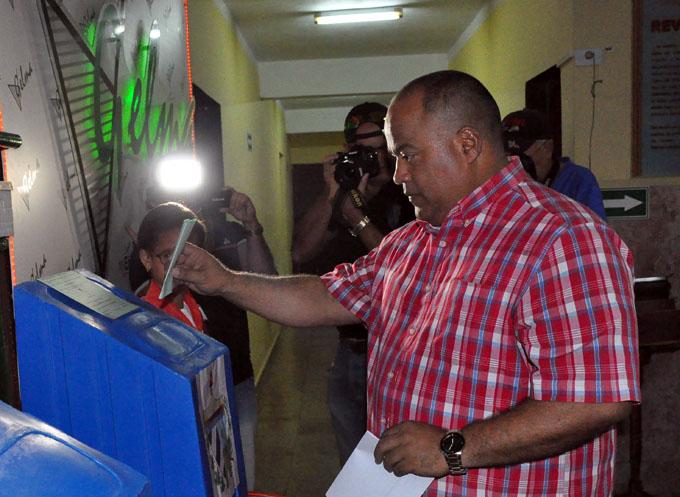 Destacan  especial significación de elecciones generales en Cuba  (+ fotos y videos)