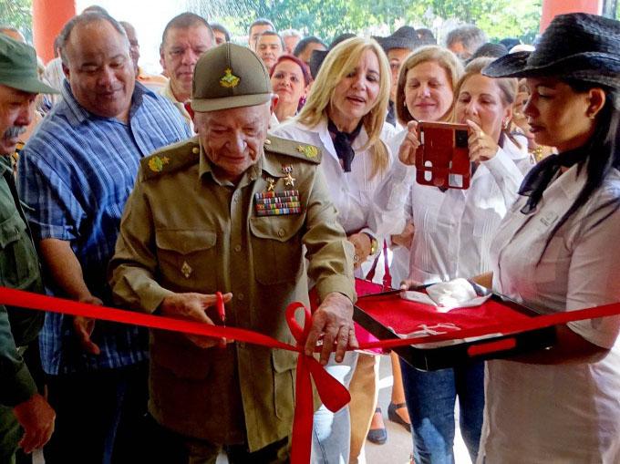 Seguir las ideas de Fidel como principio insoslayable (+ fotos)