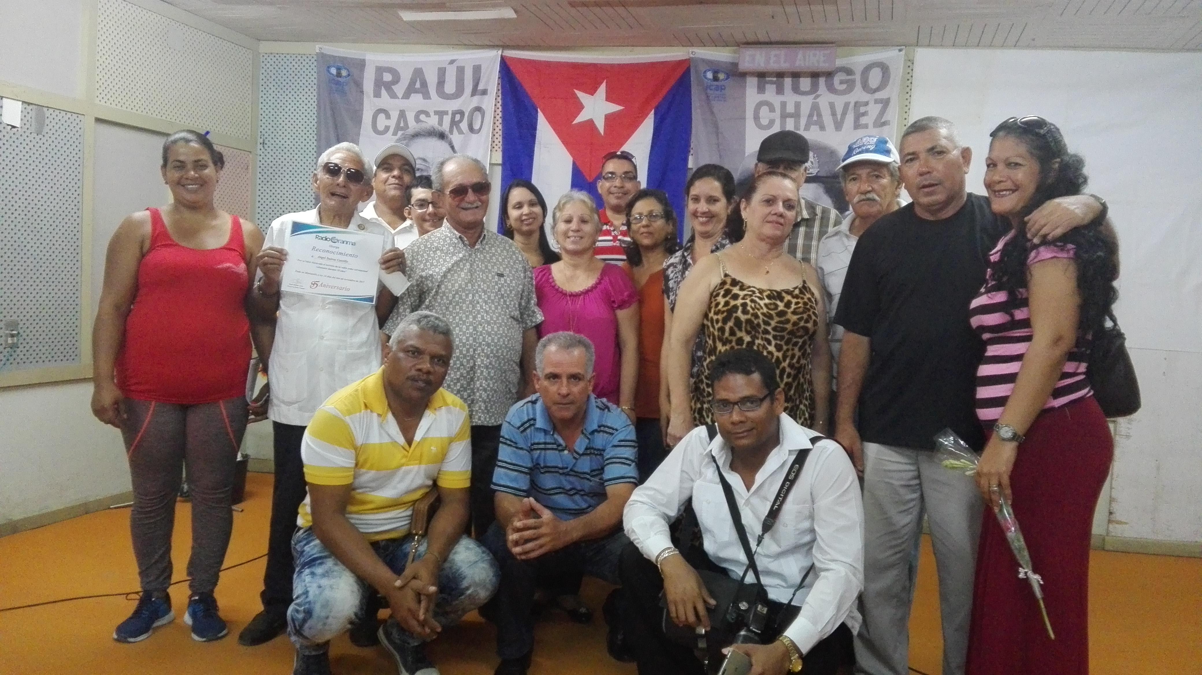 Periodistas manzanilleros festejan su día (+ fotos)