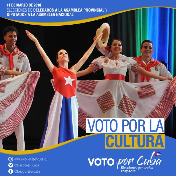 El voto de este domingo es un sí a nuestra herencia cultural (+ video)