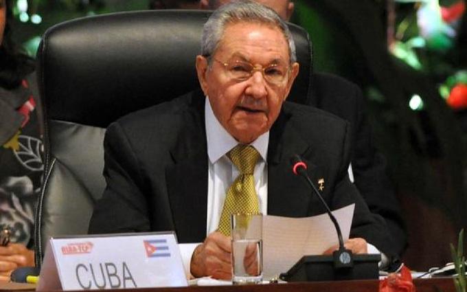 Raúl Castro: Proclamamos el invariable respaldo a la Revolución Bolivariana