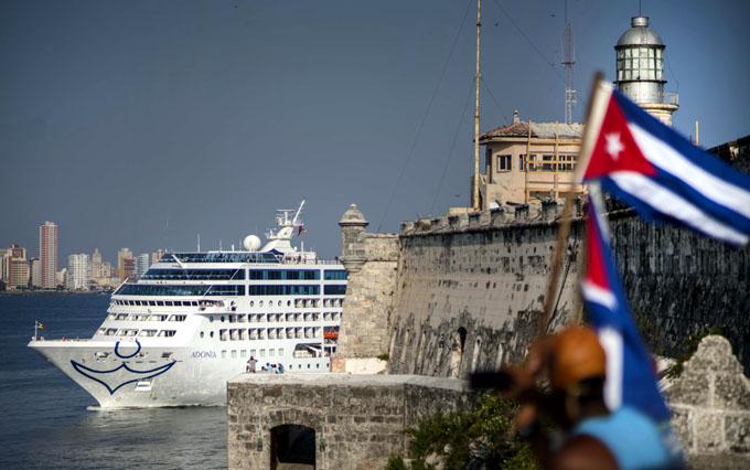 Destino Cuba atrae a los cruceros pese al reforzamiento del bloqueo