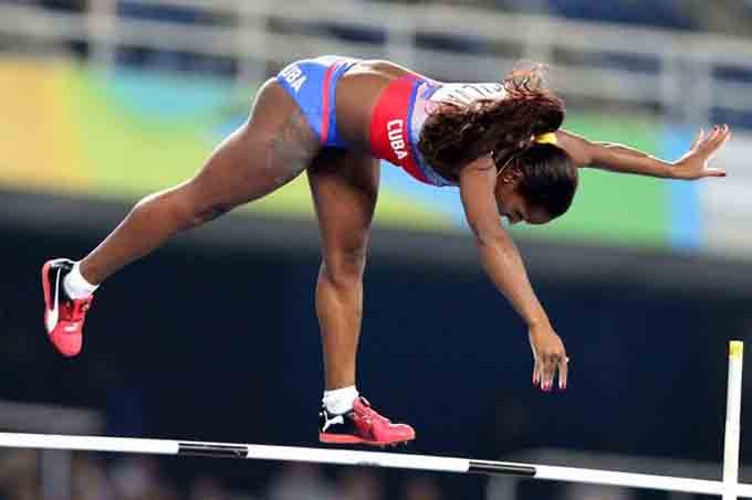 Fabuloso Cuba por más medallas hoy en mundial de atletismo bajo techo - La  DJ12