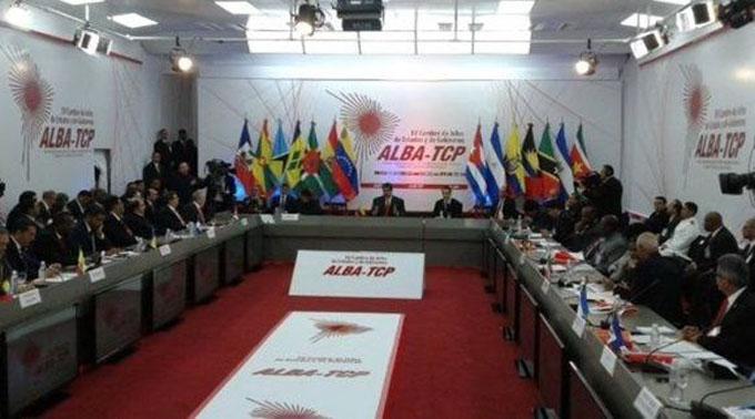 ALBA-TCP rechazó exclusión de Venezuela de VIII Cumbre de las Américas